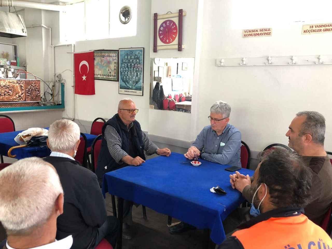 İlk çaylar Ellibeş'ten - Star Kocaeli Gazetesi
